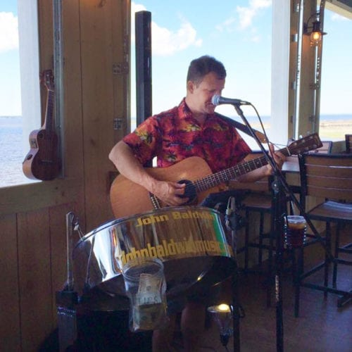 OBX Live Music at Miller's Waterfront Restaurant